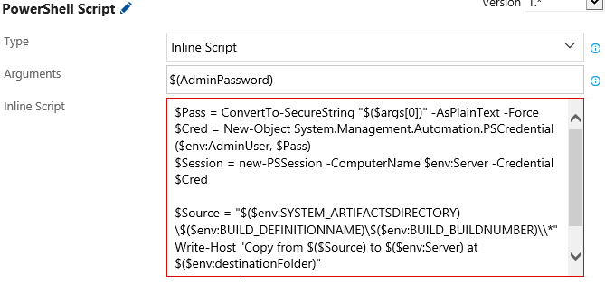 Deploy artifacts without SMB – ALMGuide